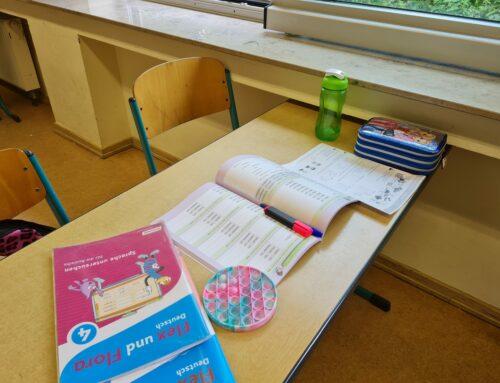 Lernen macht Spaß!